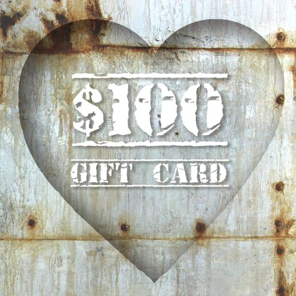 $100 Valentine's Gift Card