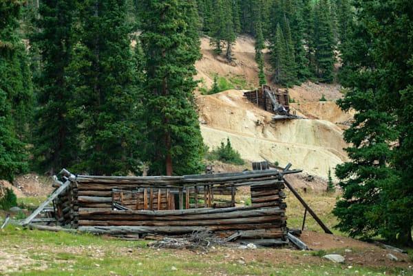 Colorado Mine Art | Brandon Hirt Photo