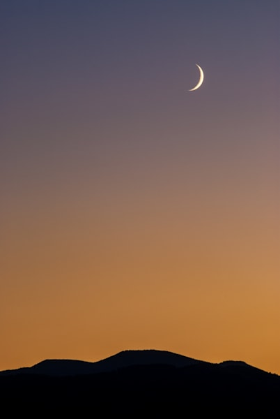 Flatirons Moon Art | Brandon Hirt Photo