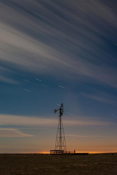 Pawnee Sunset Art | Brandon Hirt Photo