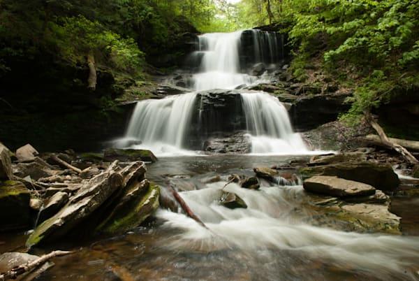 Waterfall Art | Brandon Hirt Photo