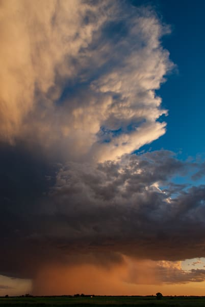 Nebraska Storm Art | Brandon Hirt Photo