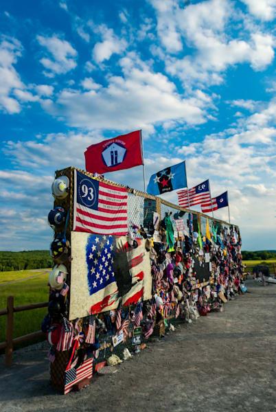 Flight 93 Art | Brandon Hirt Photo