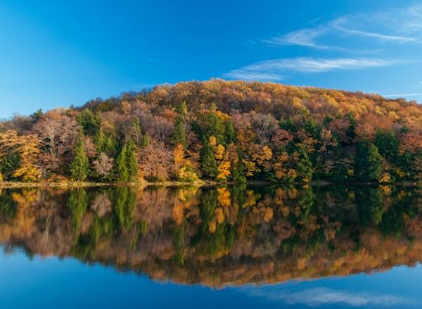 Lake Rowena Reflection Art | Brandon Hirt Photo