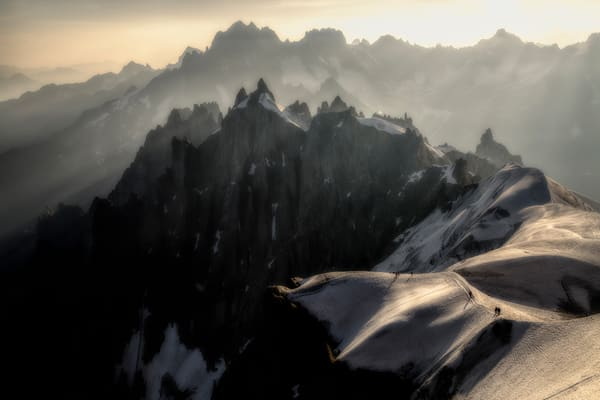 Alps Dawn Photography Art | Will Nourse Photography
