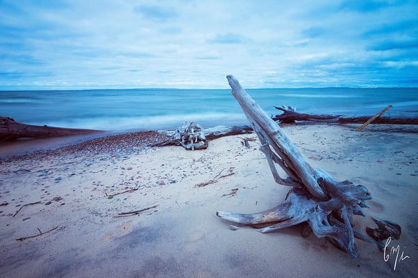 Constance Mier fine art photography - Michigan great lakes waterscapes