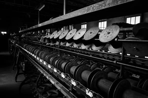 Silk Mill Art | Brandon Hirt Photo