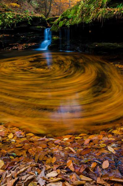 Bulls Creek Falls Art | Brandon Hirt Photo
