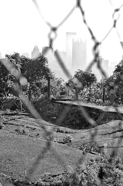 Steel City Fence Art | Brandon Hirt Photo