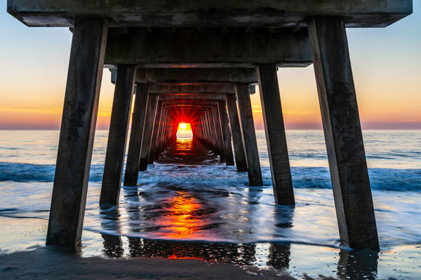 Sunrise and Sunset Photographs for sale as Fine Art
