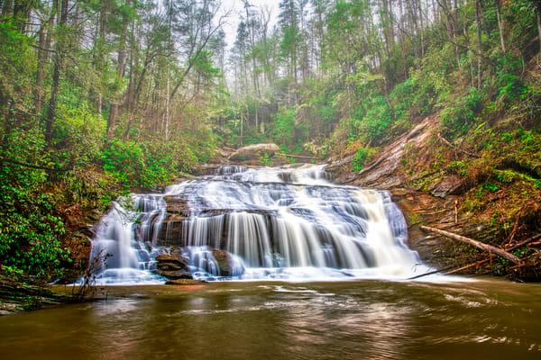 Panther Creek Falls photography