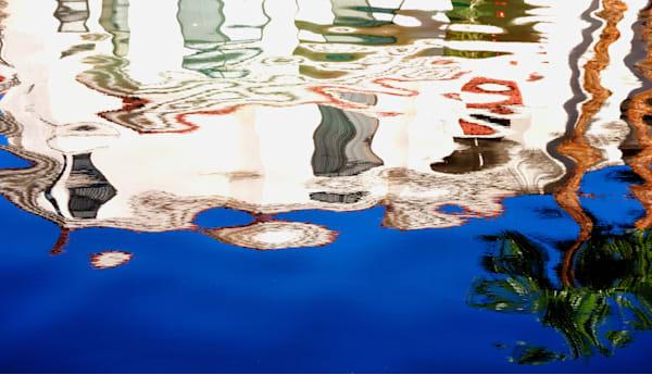 San Lagos Reflection
