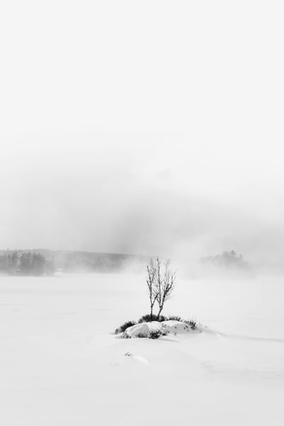 Tupper Lake BW
