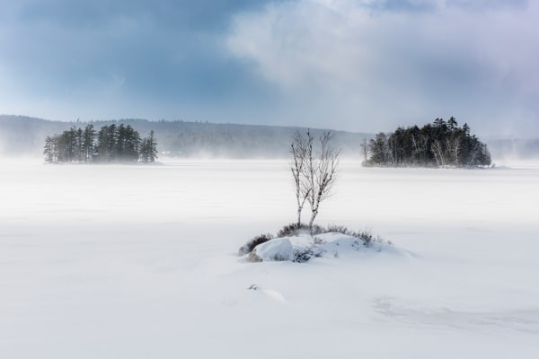 Tupper Lake Winter