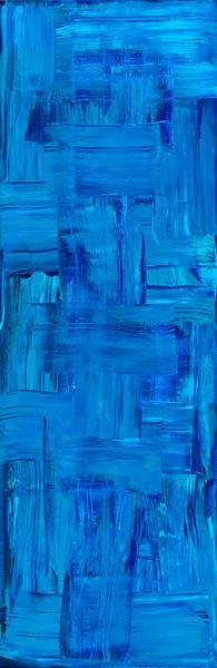 Blue Weave Art | Jen Sterling LLC