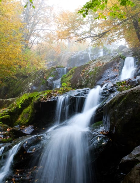 Shenandoah Waterfall Photography Art | Josh Kimball Photography
