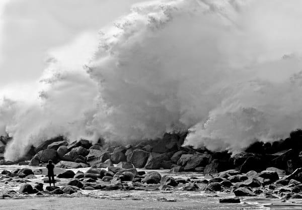 The Breakwater by Josh Kimball Photography