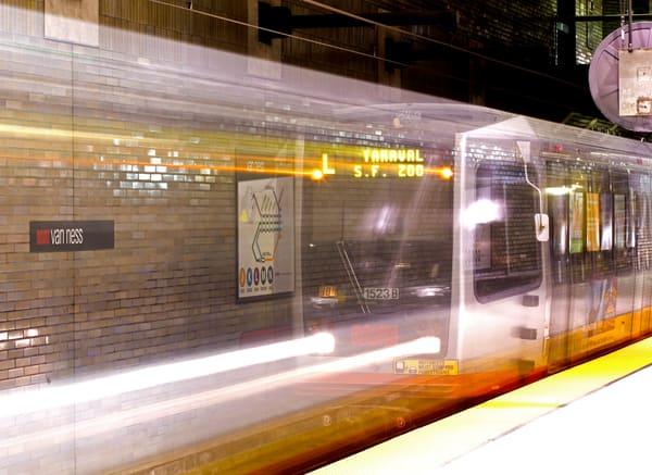THE TRAIN BELOW