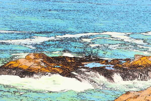 Boiler Bay Surf