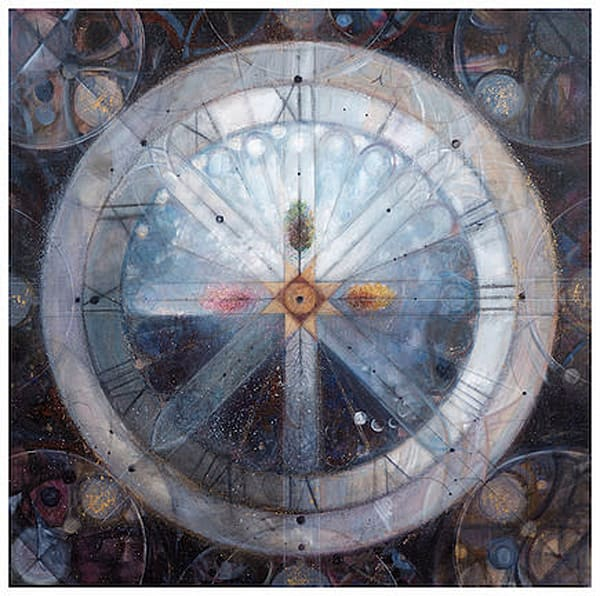 Grand Wheel Of Time Art | Freiman Stoltzfus Gallery