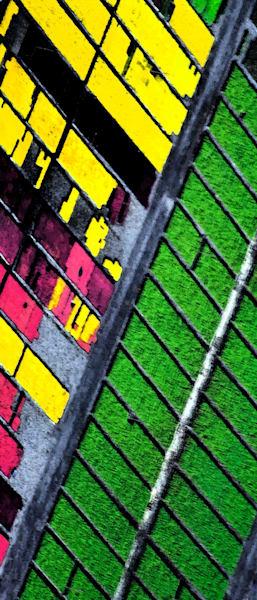Multi-Colored Monrovia
