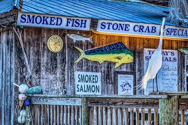 Cortez Fish Market Art | Artist David Wilson