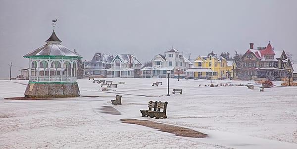 Ocean Park Snow