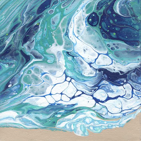 Waters Edge 11 Art | Marcy Brennan Art