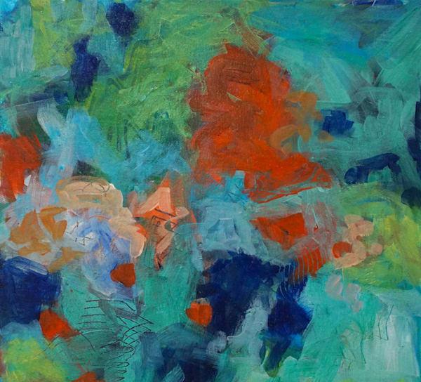 Seaglass 3 Art | Marcy Brennan Art