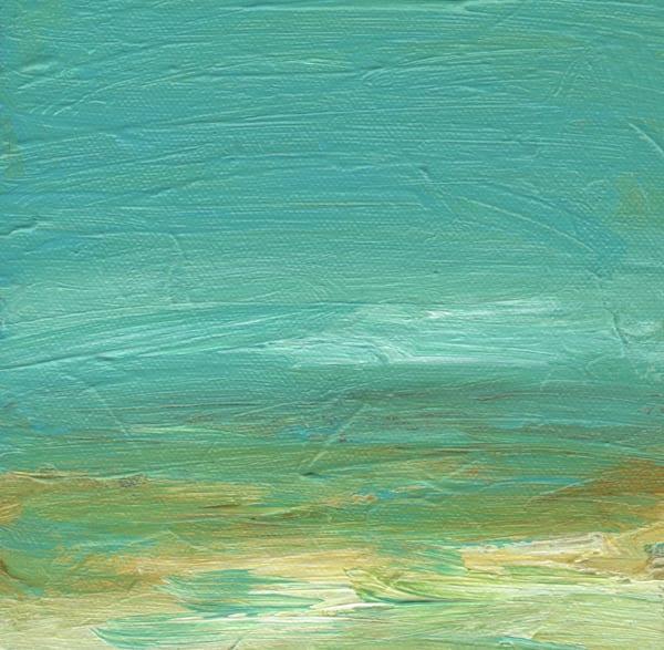 Seaside 2 Art | Marcy Brennan Art