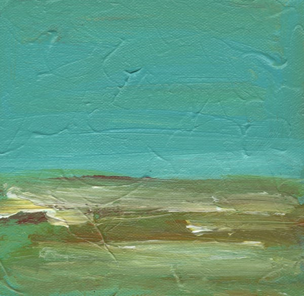 Seaside 3 Art | Marcy Brennan Art