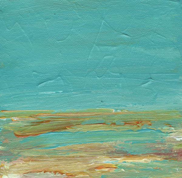 Seaside 4 Art | Marcy Brennan Art