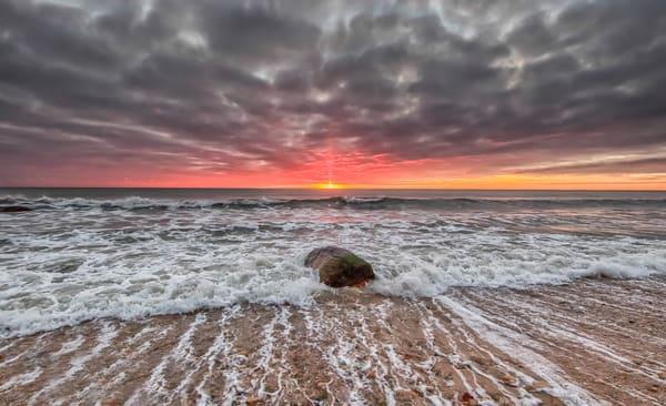 Moshup Beach Light Beam Art | Michael Blanchard Inspirational Photography - Crossroads Gallery