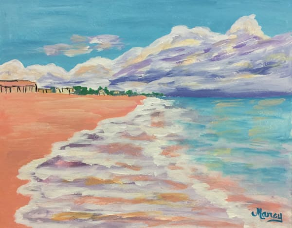 North Beach Art | Marcy Brennan Art
