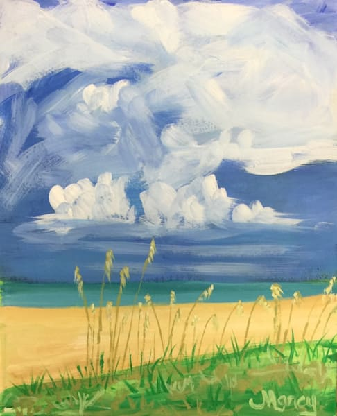 Thunderhead Art | Marcy Brennan Art