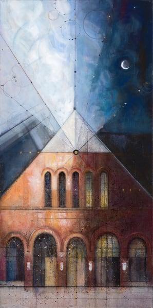 Market Time Ii Art | Freiman Stoltzfus Gallery