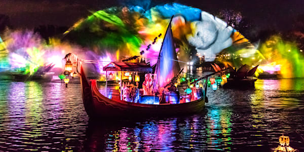 Rivers of Light 7 - Disney World Images | William Drew