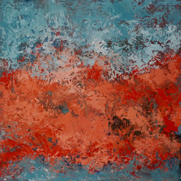 Coral Reef 2 Art | Marcy Brennan Art