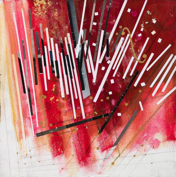 Piano Sonata: Passion I Art | Freiman Stoltzfus Gallery