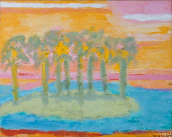 Palm Island Art | Mary Kinzelberg Art