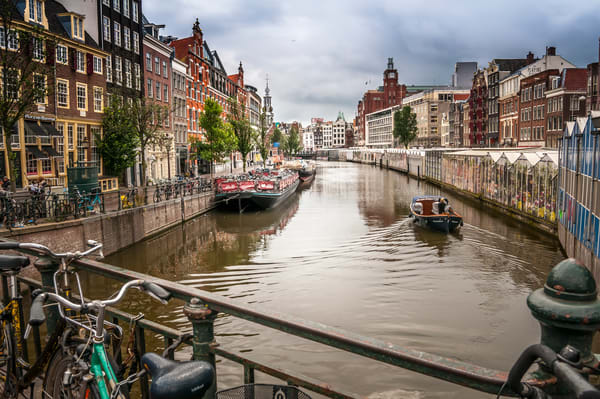 Bicycles, Boats & Buildings