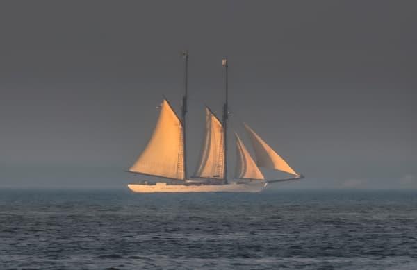 Alabama  Ghost Ship Art   Michael Blanchard Inspirational Photography - Crossroads Gallery
