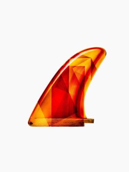 Interaction: Yellow / Orange Single Fin