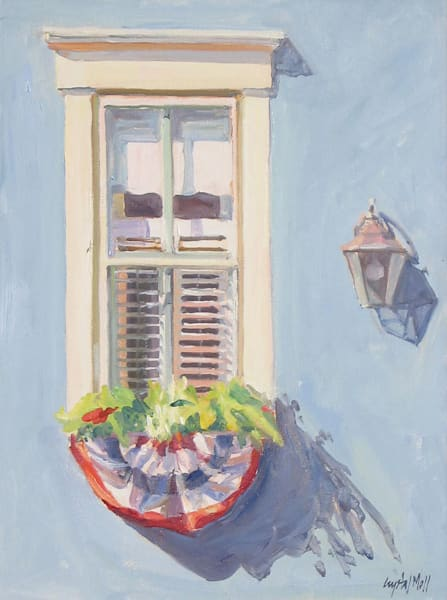 Dressed Window