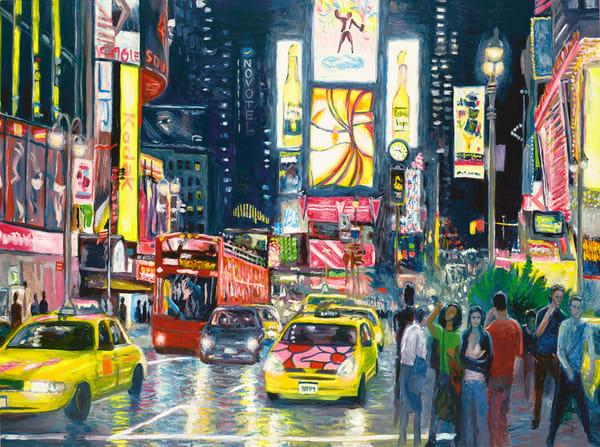 Times Square Art