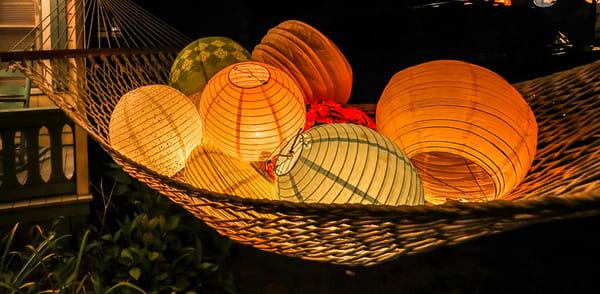 Illumination Night Lanterns Art | Michael Blanchard Inspirational Photography - Crossroads Gallery