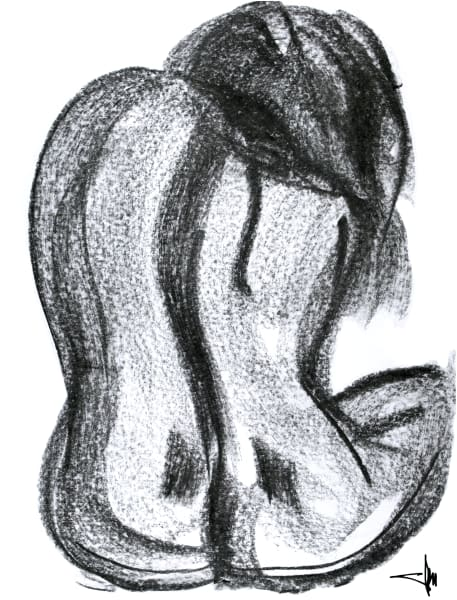 """WW-Nude-18x24""""-#3/17"""