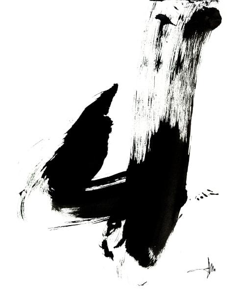 "WW-Paper-BW-16x20""-Zen #2"