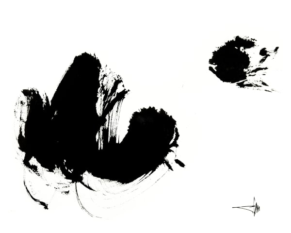 "WW-Paper-BW-16x20""-Zen #1"