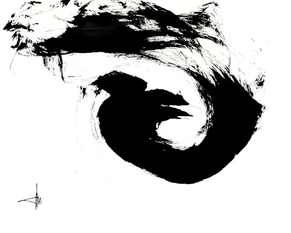 "WW-Paper-BW-16x20""-Zen #4"